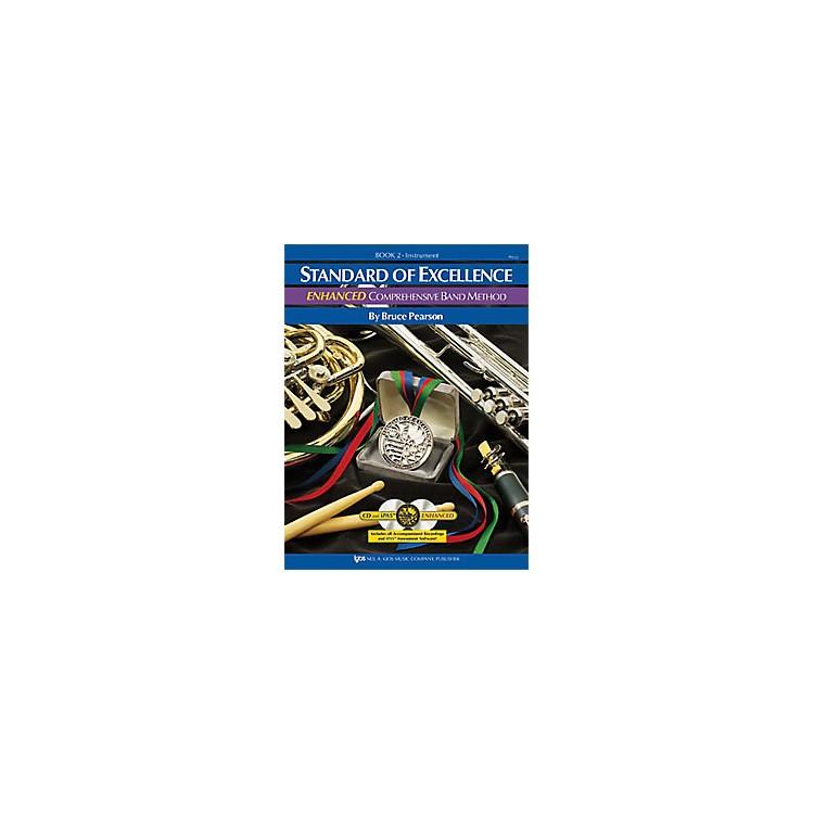 KJOSStandard Of Excellence Book 2 Enhanced Baritone Bc