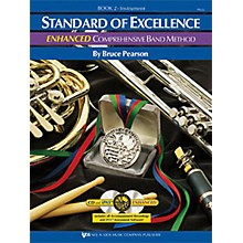 KJOS Standard Of Excellence Book 2 Enhanced Baritone Tc