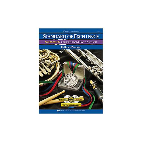 KJOS Standard Of Excellence Book 2 Enhanced Tenor Sax