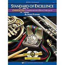 KJOS Standard Of Excellence Book 2 Enhanced Trombone