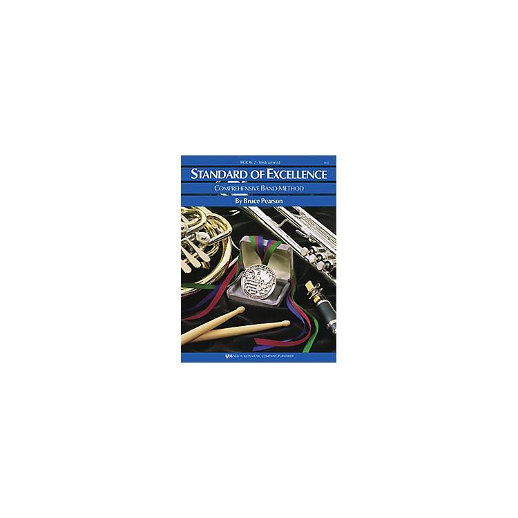 KJOSStandard Of Excellence Book 2 Tuba