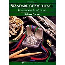 KJOS Standard Of Excellence Book 3 Bassoon