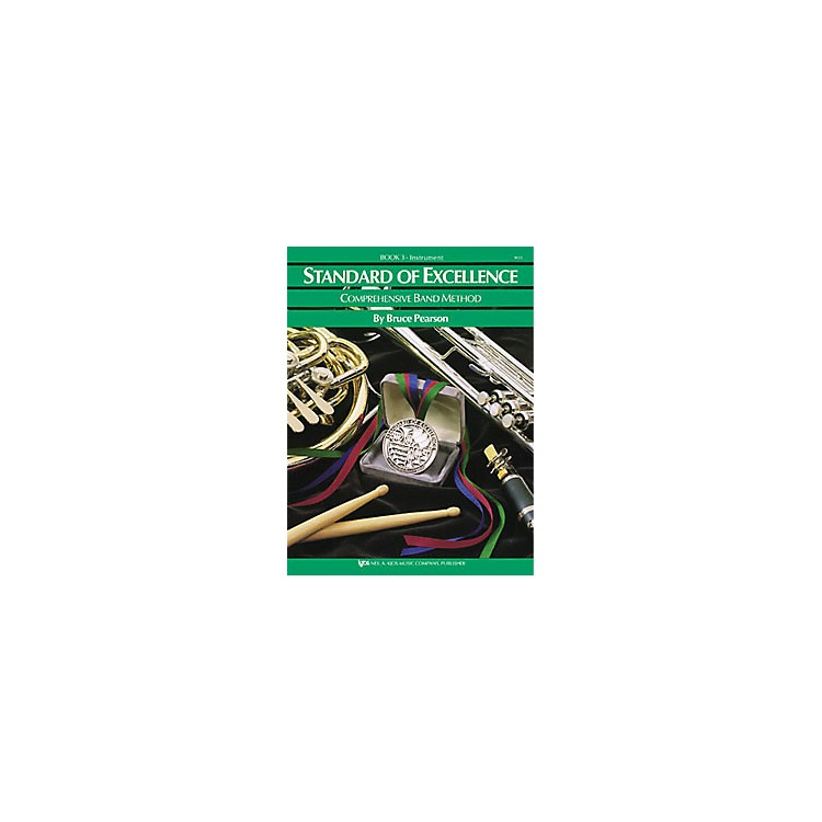 KJOSStandard Of Excellence Book 3 Oboe