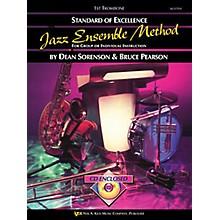 KJOS Standard Of Excellence for Jazz Ensemble 1st Trombone