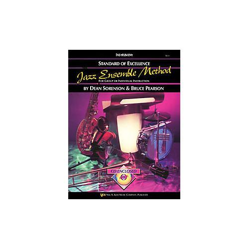 KJOS Standard Of Excellence for Jazz Ensemble Bass-thumbnail