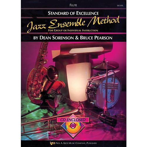 KJOS Standard Of Excellence for Jazz Ensemble Flute
