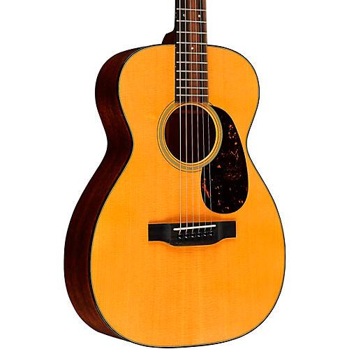 Martin Standard Series 0-18 Concert Acoustic Guitar-thumbnail