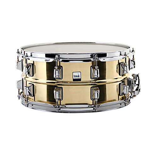 Taye Drums Standard Series Brass Snare Drum-thumbnail