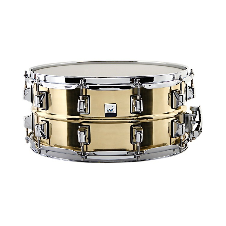Taye Drums Standard Series Brass Snare Drum  14x6.5