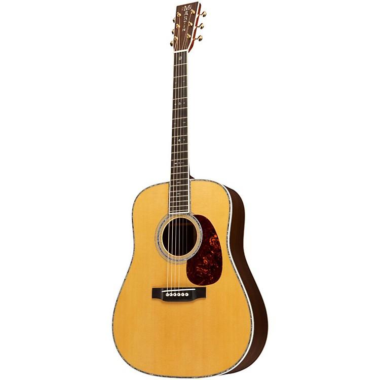 MartinStandard Series D-45V Dreadnought Acoustic GuitarNatural