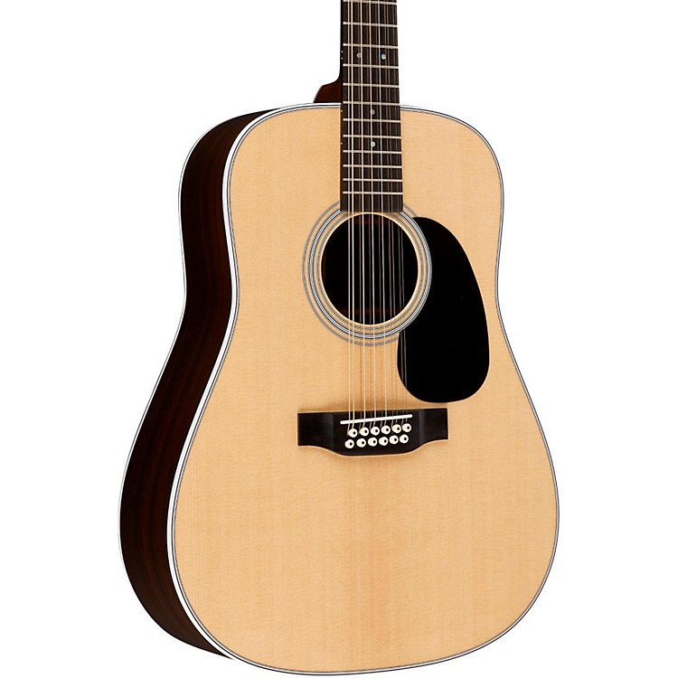 martin standard series d12 28 12 string dreadnought guitar musician 39 s friend. Black Bedroom Furniture Sets. Home Design Ideas