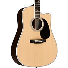 Martin Standard Series DC-35E Dreadnought Acoustic-Electric Guitar