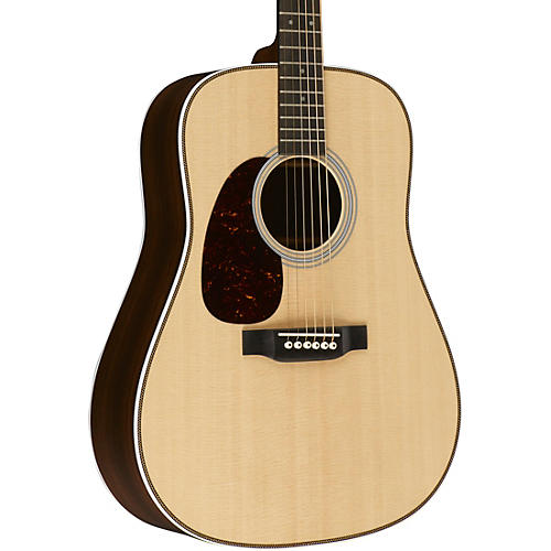 Martin Standard Series HD-28L Dreadnought Left-Handed Acoustic Guitar