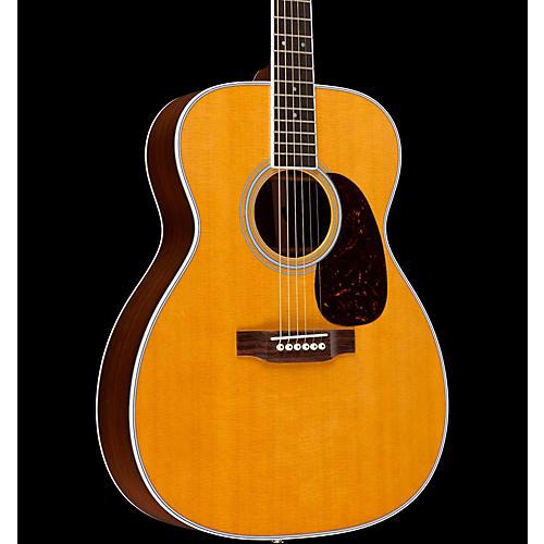 Martin Standard Series M-36 Slim Body Acoustic-Electric Guitar-thumbnail