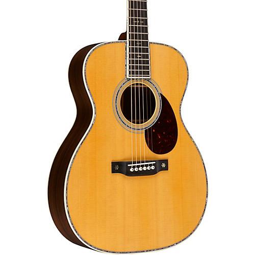 Martin Standard Series OM-42 Acoustic Guitar Natural