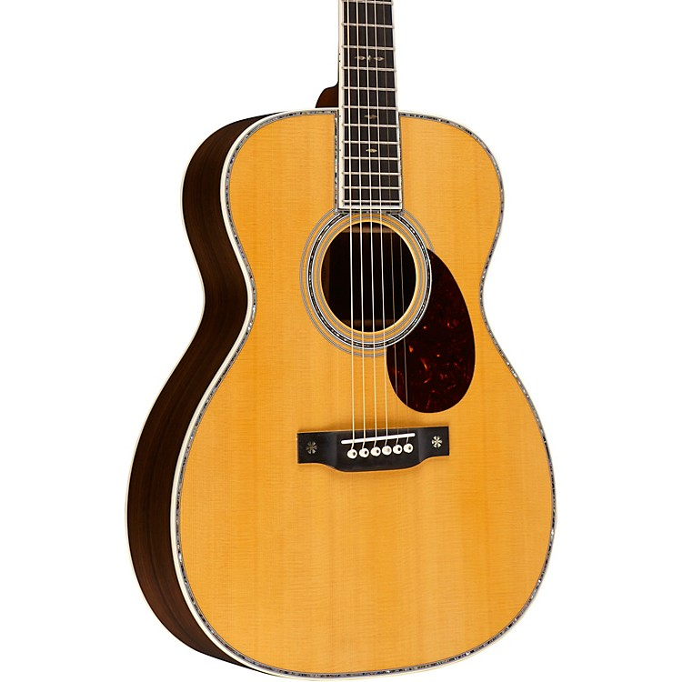 Martin Standard Series OM-42 Acoustic Guitar Natural