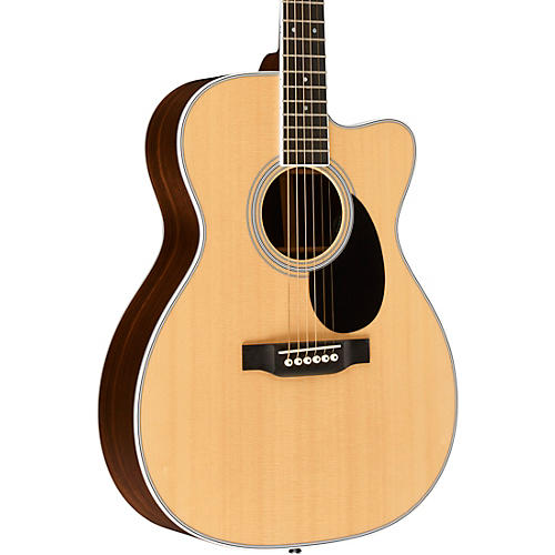 Martin Standard Series OMC-35E Orchestra Model Acoustic-Electric Guitar Natural