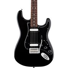 Fender Standard Stratocaster HH Rosewood Fingerboard Electric Guitar Black