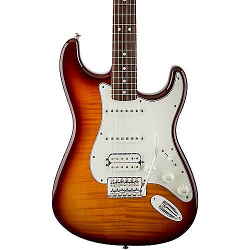 Fender Standard Stratocaster HSS Plus Top Pau Ferro Fingerboard-thumbnail