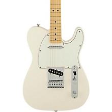 Open BoxFender Standard Telecaster Electric Guitar