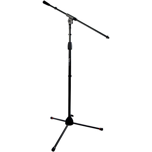 Gator Standard Tripod Mic Stand with Single Section Boom-thumbnail
