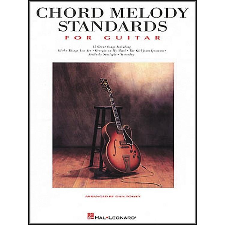 Hal LeonardStandards for Guitar Chords & Melody