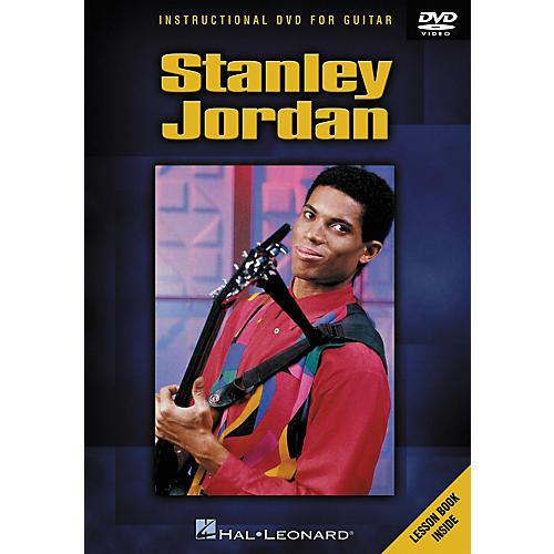 Hal Leonard Stanley Jordan (DVD)
