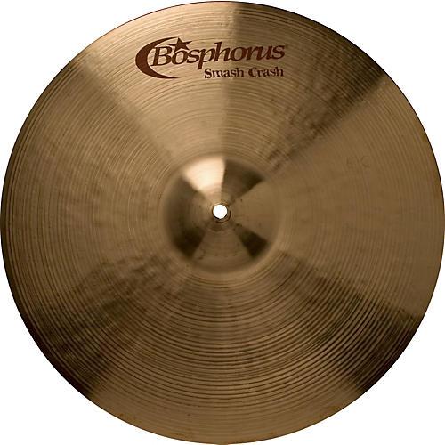 Bosphorus Cymbals Stanton Moore Series Smash Crash Cymbal-thumbnail
