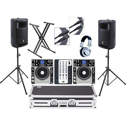 Stanton Stanton/Yamaha DJ Package
