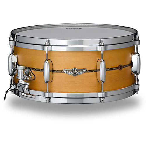 Tama Star Series Solid Spruce Snare Drum-thumbnail