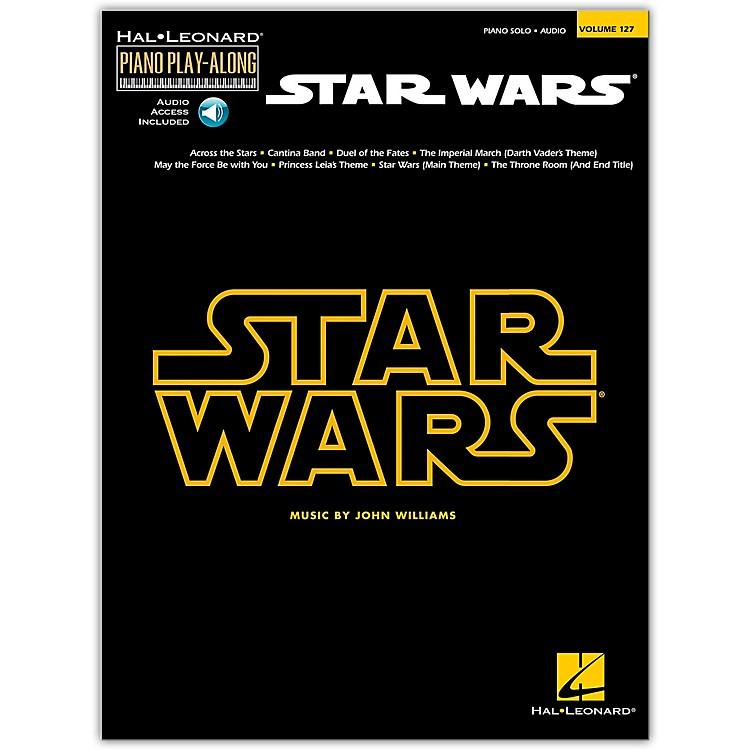 Hal LeonardStar Wars - Piano Play-Along Volume 127 Book/CD