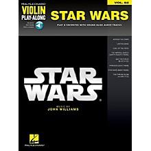 Hal Leonard Star Wars - Violin Play-Along Volume 62