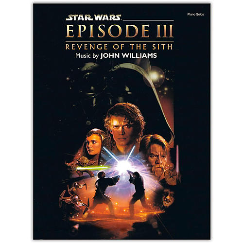 Alfred Star Wars  Episode III Revenge of the Sith Piano Solo Songbook-thumbnail