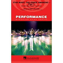 Hal Leonard Star Wars: The Force Awakens - Part 1 Marching Band Level 4 Arranged by Matt Conaway