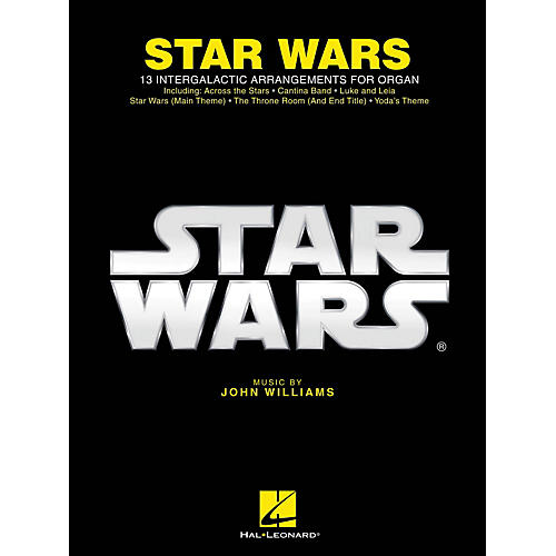 Hal Leonard Star Wars for Organ Organ Folio Series Softcover