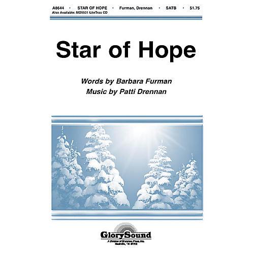 Shawnee Press Star of Hope SATB composed by Barbara Furman