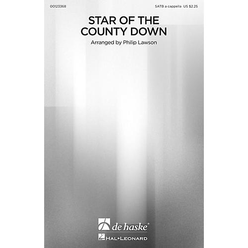 De Haske Music Star of the County Down SATB a cappella arranged by Philip Lawson-thumbnail