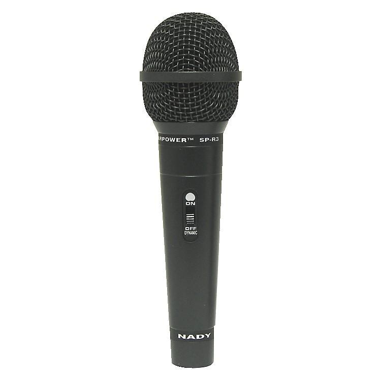 NadyStarPower SP-R3 Microphone 3-Pak
