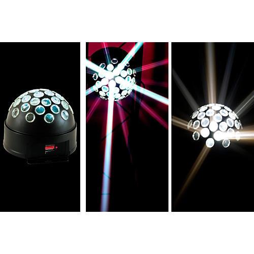 American DJ Starball LED DMX Mirror Ball Effect-thumbnail