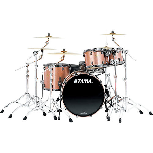 Tama Starclassic Maple 4-Piece Shell Pack with Black Nickel Hardware