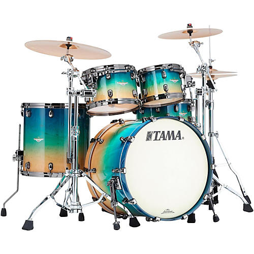 Tama Starclassic Maple Exotix 4-Piece Shell Pack-thumbnail