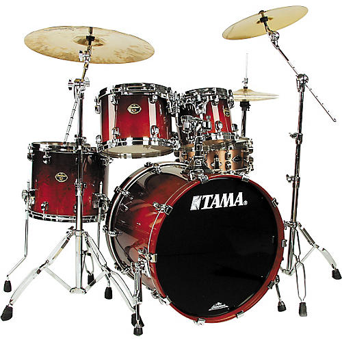 Tama starclassic performer 4 piece shell pack musician 39 s for Classic house drums