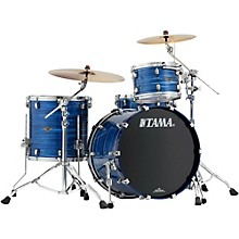 Tama Starclassic Performer B/B 3-Piece Shell Pack Lacquer Ocean Blue Ripple