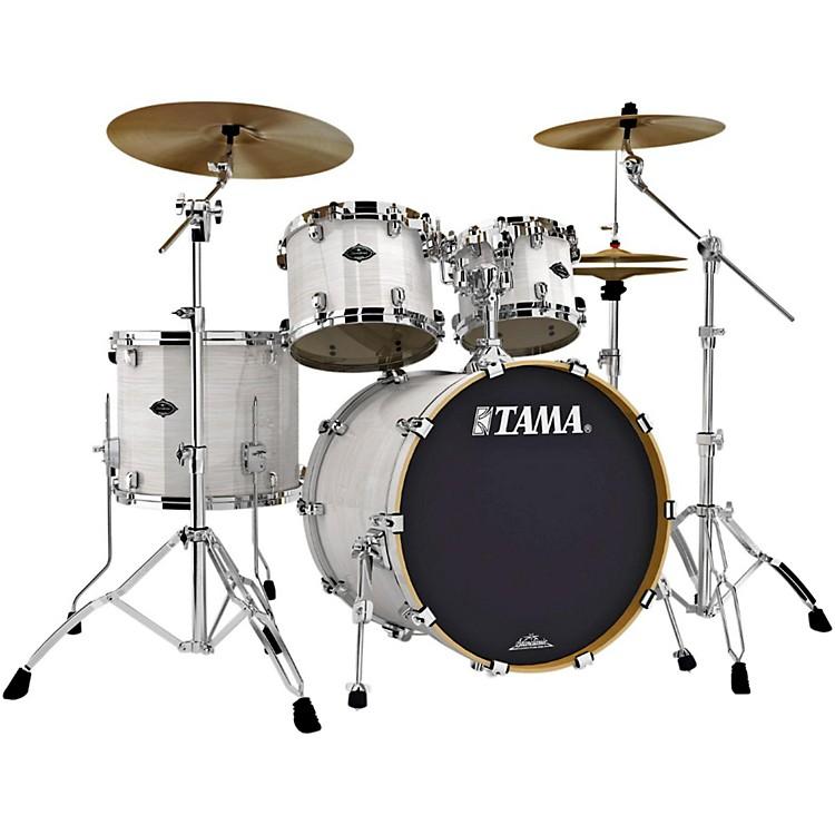 TamaStarclassic Performer B/B 4-Piece EFX Shell PackWhite Silk