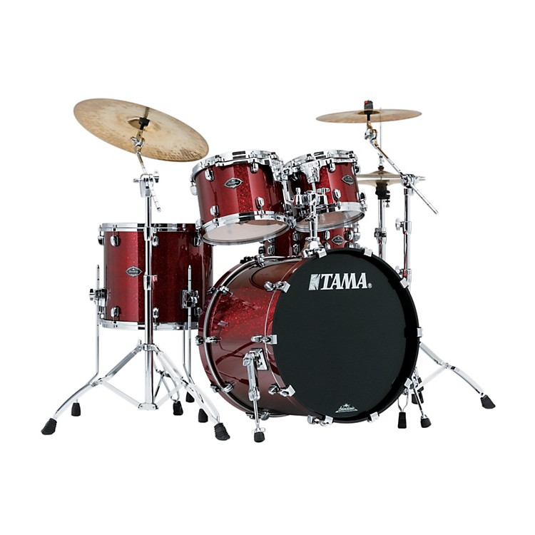 Tama Starclassic Performer B/B 4-Piece Shell Pack Crimson Sparkle