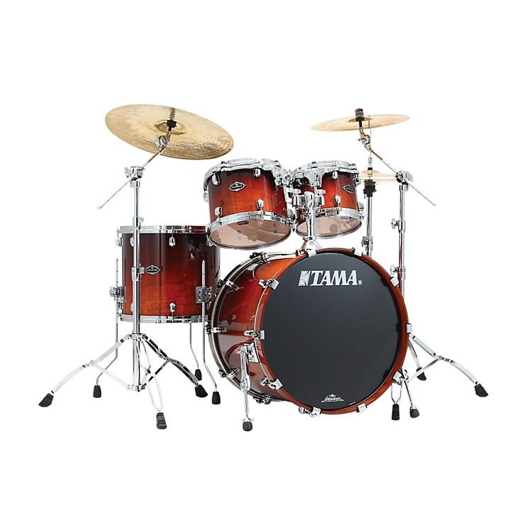 TamaStarclassic Performer B/B 4-Piece Shell PackDark Cherry Fade