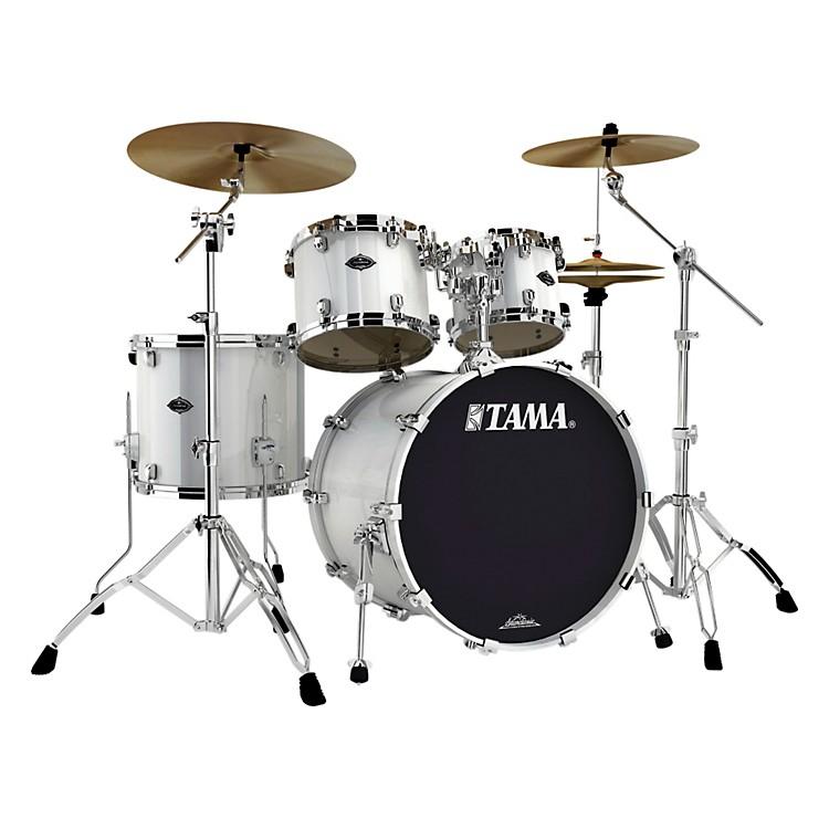 TamaStarclassic Performer B/B 4-Piece Shell PackPiano White