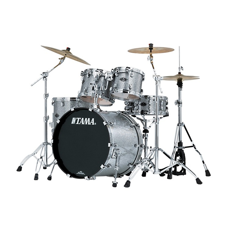 Tama Starclassic Performer B/B 4-Piece Shell Pack Platinum Sparkle
