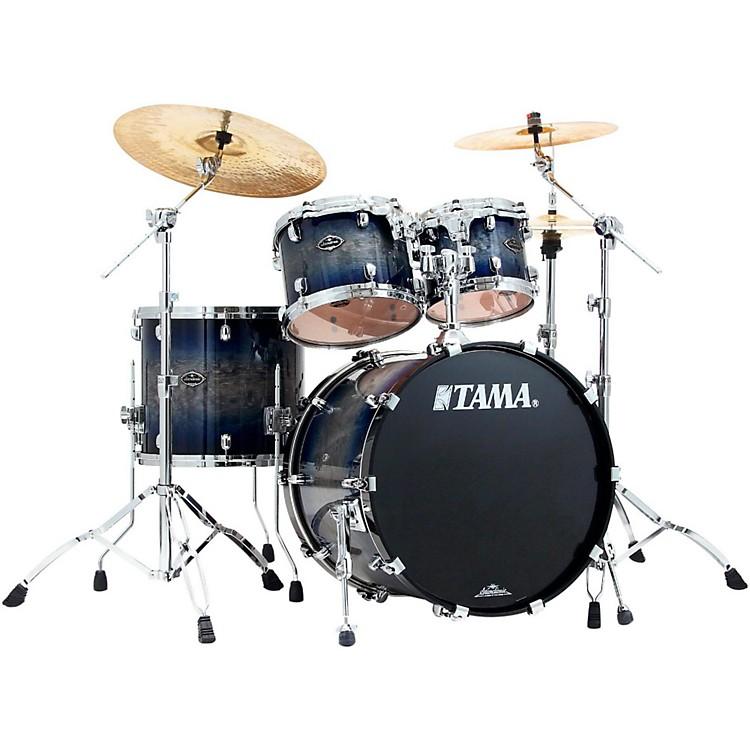 TamaStarclassic Performer B/B 4-Piece Shell PackSmoky Indigo Burst