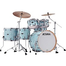 Tama Starclassic Performer B/B 5-Piece Hyper-Drive Shell Pack Ice Blue Pearl